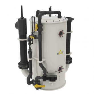 Moving Bed Biofilm Reactor (MBBR) for Aquaculture